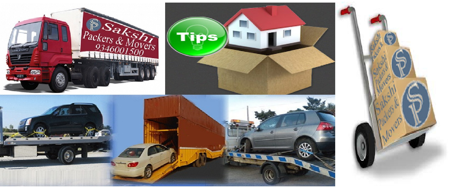 Sakshi Packers and Movers
